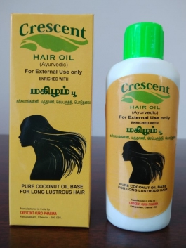 Mahizham hair oil